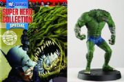 Eaglemoss DC Comics Super Hero Figurine Collection Killer Croc Special